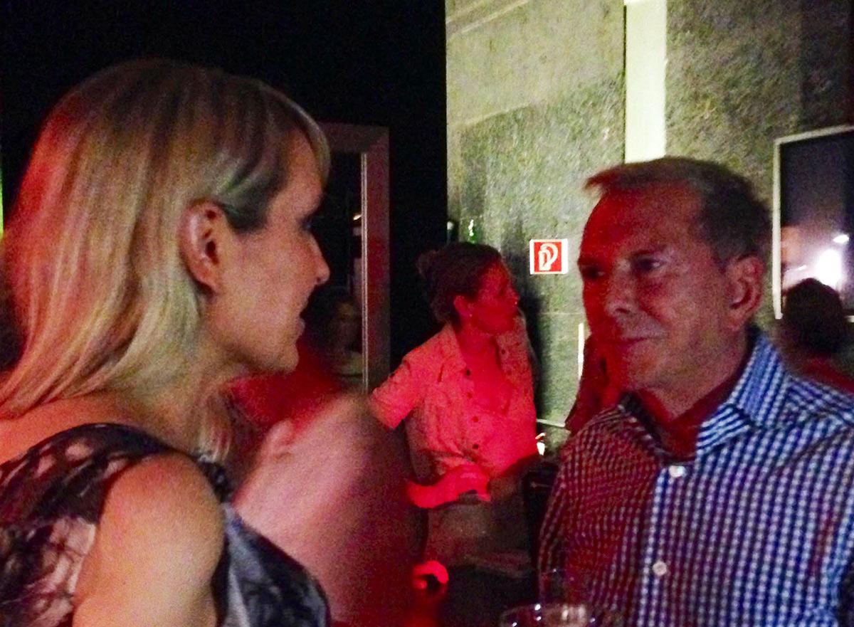Olga-Roh-on-SRF-with-Kurt-Aeschbacher-on-12th-June-2014-(2)