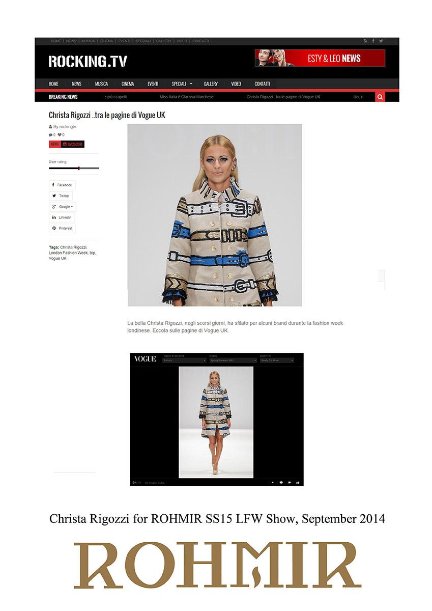 Christa-Rigozzi-for-ROHMIR-SS15-LFW-Show-September-2014