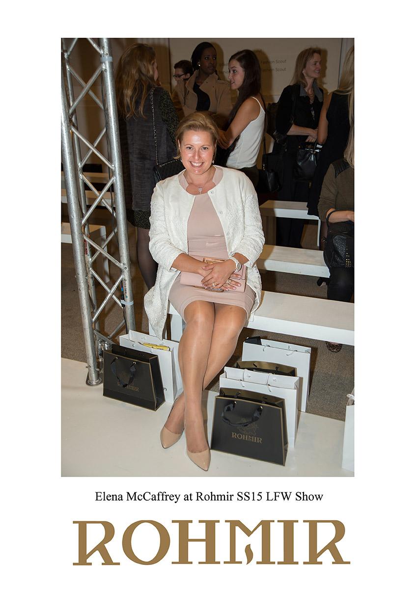 Elena-McCaffrey-at-Rohmir-SS15-LFW-Show