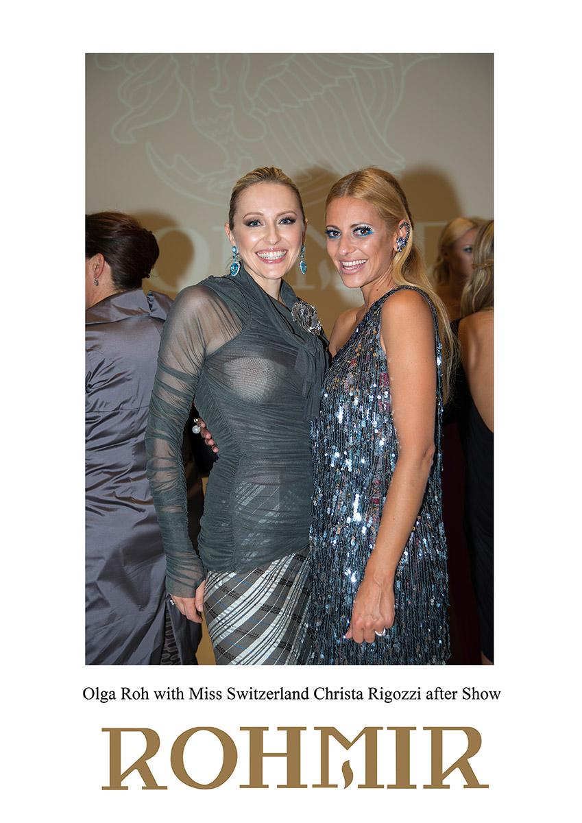 Olga-Roh-with-Miss-Switzerland-Christa-Rigozzi-after-Show