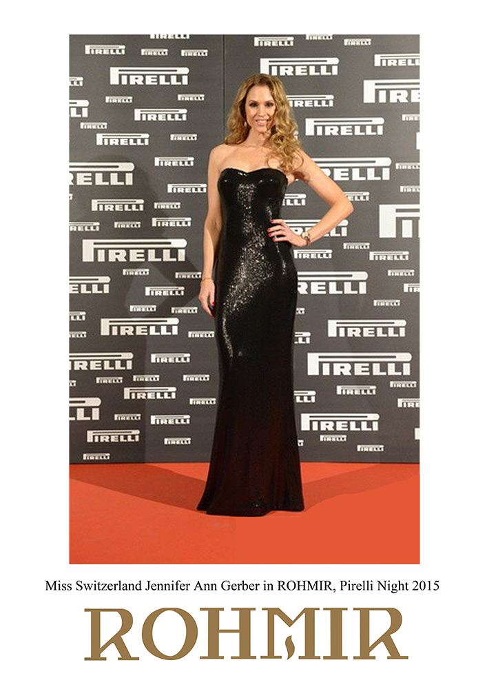 Miss-Switzerland-Jennifer-Ann-Gerber-in-ROHMIR-Pirelli-Night-2015
