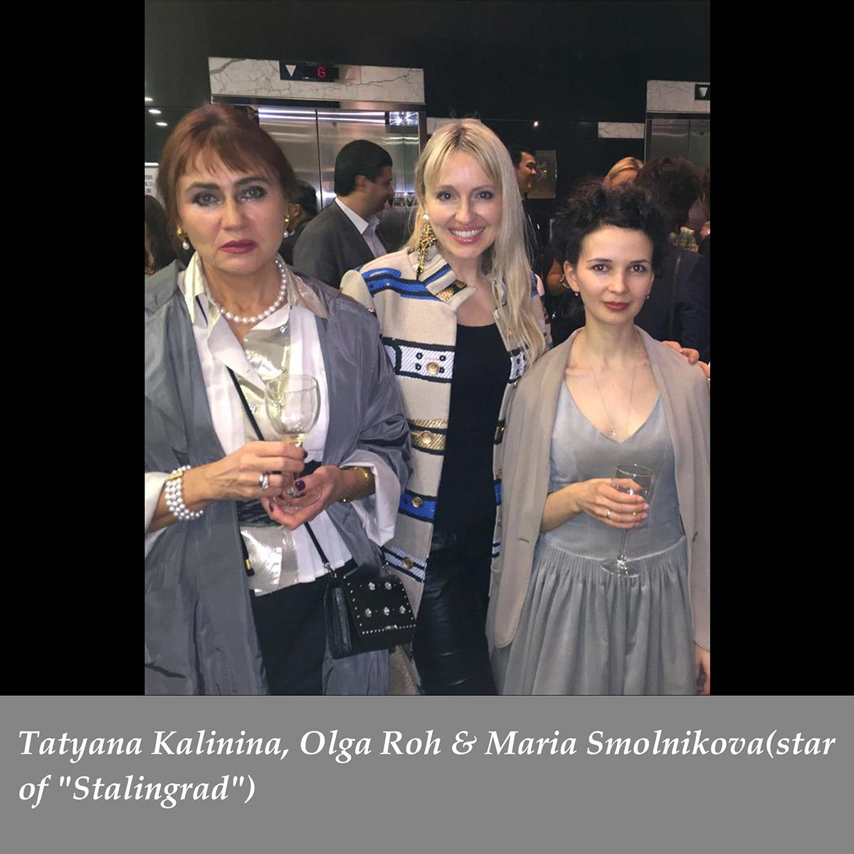 Tatyana-Kalinina-Olga-Roh-und-Maria-Smolnikova-star-of-Stalingrad