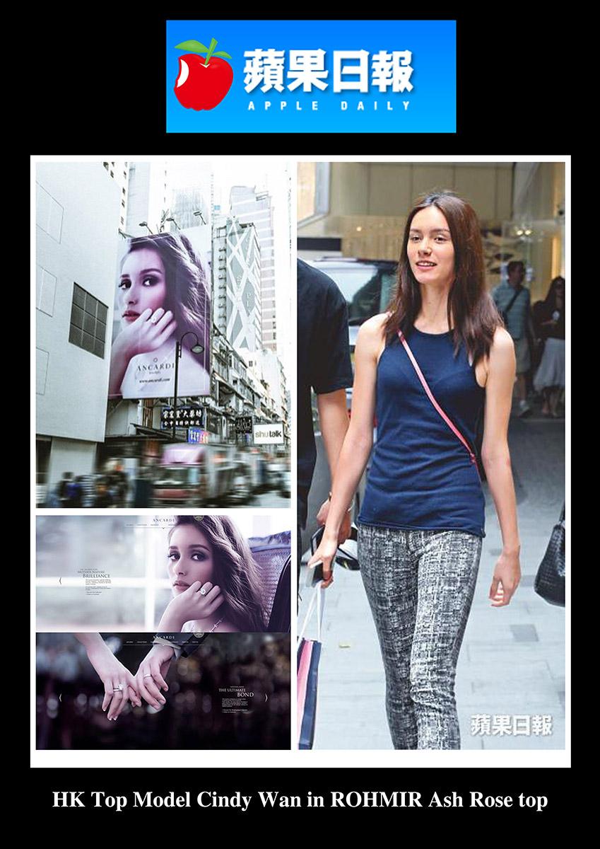 HK-Top-Model-Cindy-Wan-in-ROHMIR-Ash-Rose-top