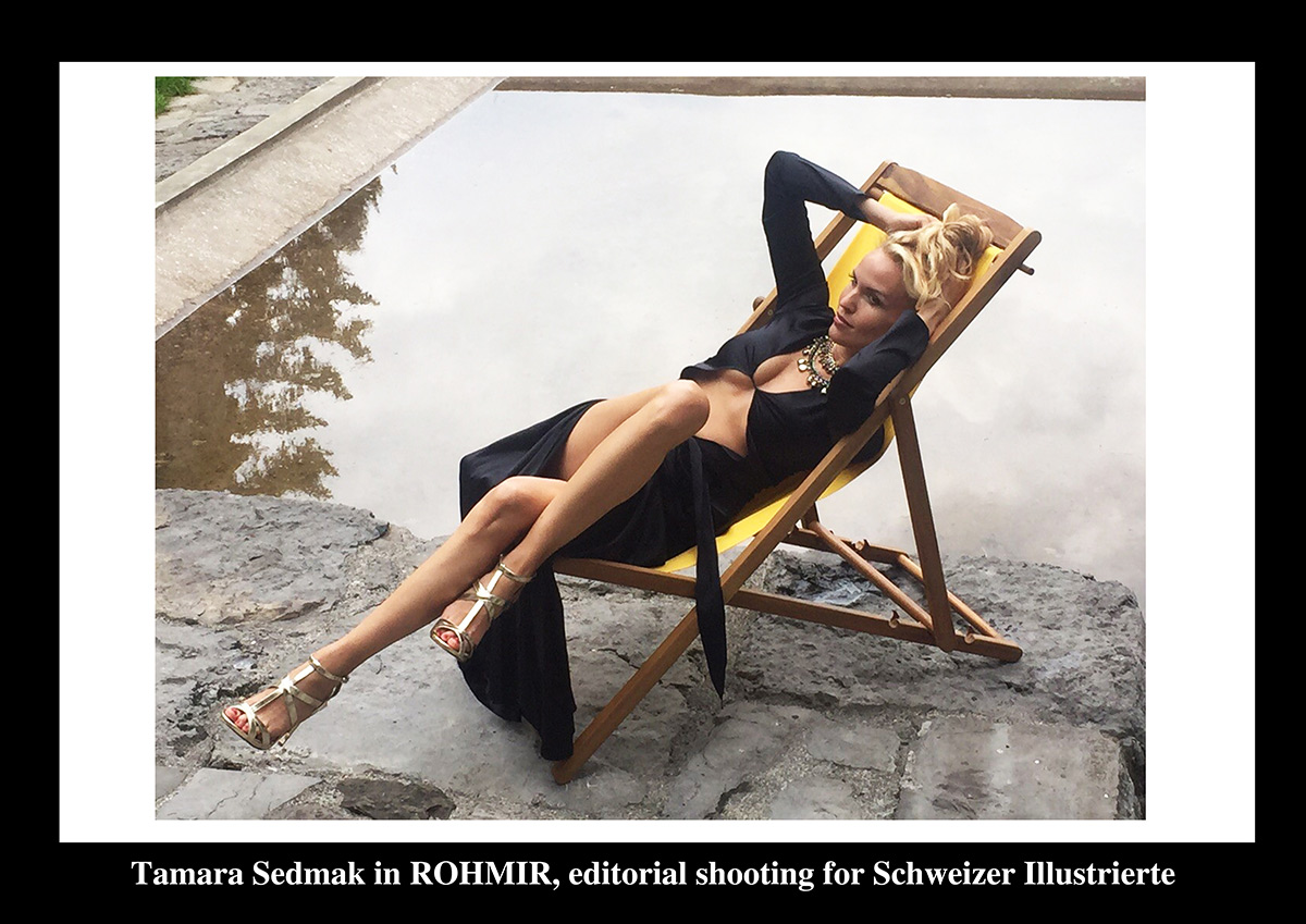 Tamara-Sedmak-in-ROHMIR,-editorial-shooting-for-Schweizer-Illustrierte2