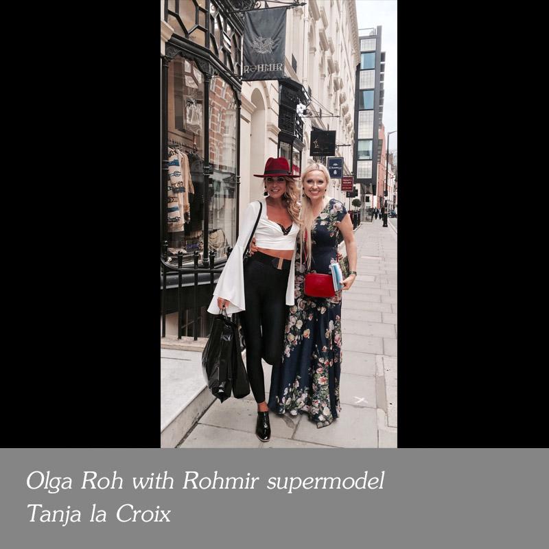 With-my-Rohmir-supermodel-Tanja-la-Croix