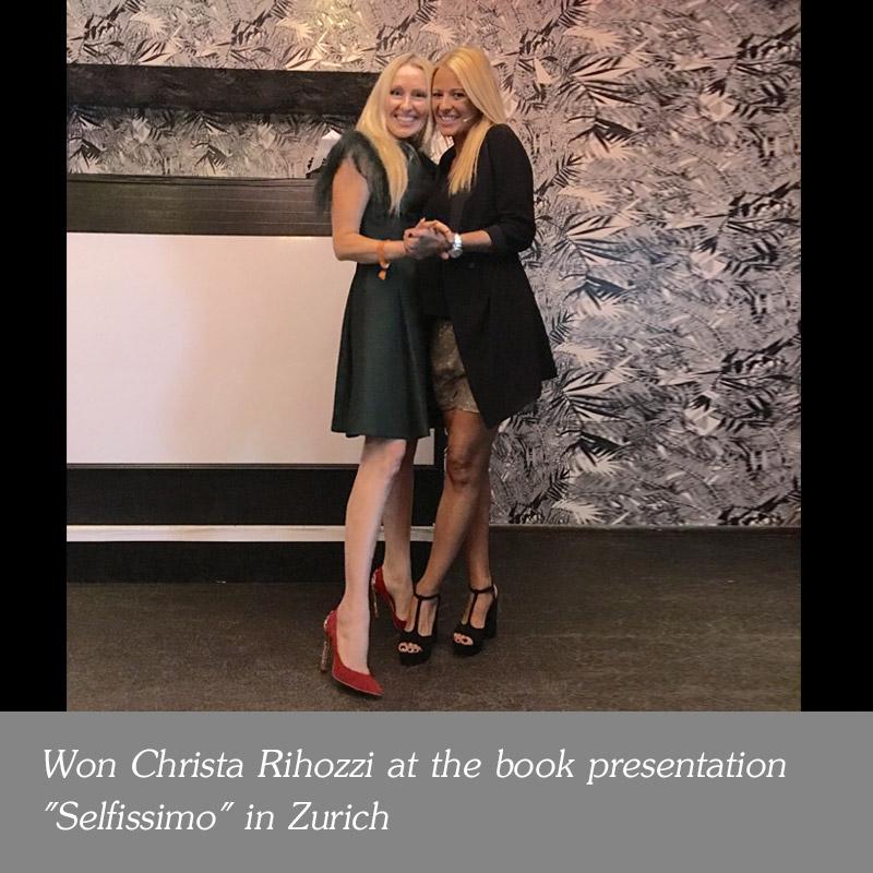 Won-Christa-Rihozzi-at-the-book-presentation-Selfissimo-in-Zurich