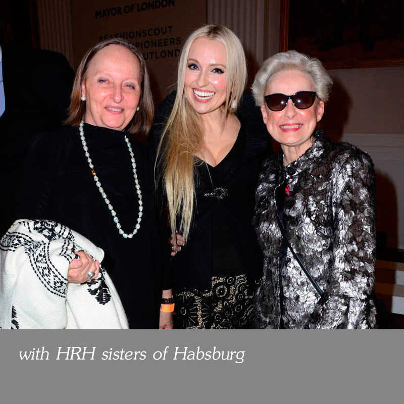 with-HRH-sisters-of-Habsburg