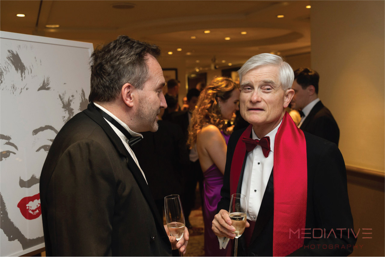 Annual Russian Charity Ball 2018-Chris Hall(right)